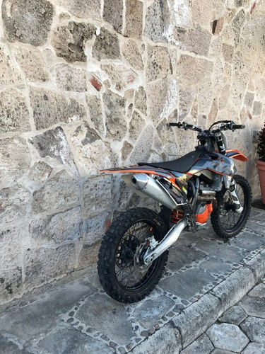 motocroos ktm 350