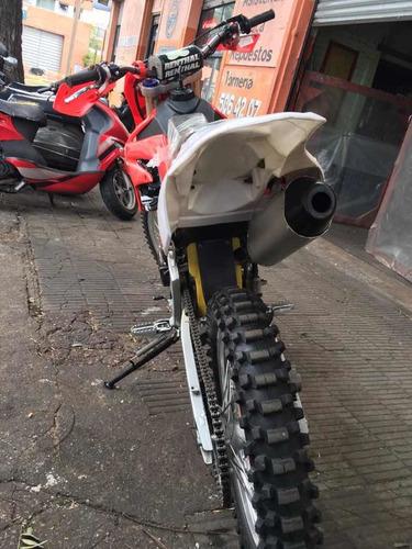 motocross berua 250 cc (honda china)