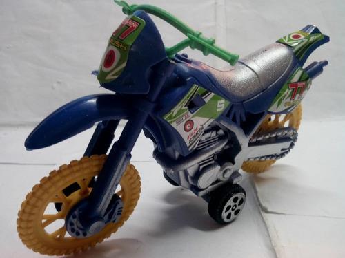 motocross moto de carrera friccion oferta para carro