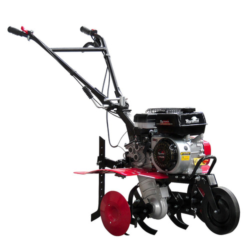 motocultivador a gasolina tratorito 6,5 hp tt60r toyama