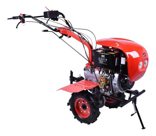 motocultivador de solo 9. 0hp com rodas/enxada tdt110 toyama