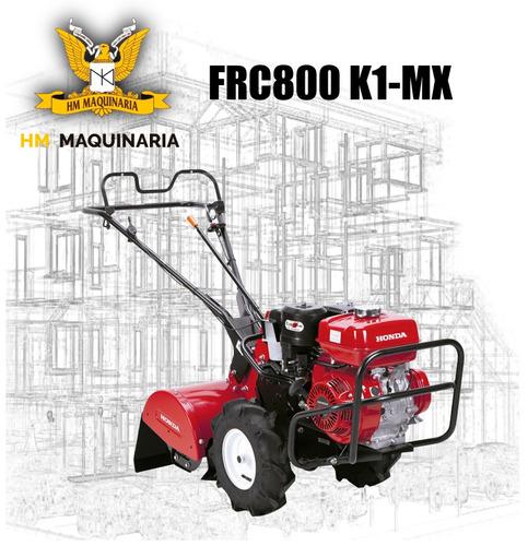 motocultivador honda con motor gx240 mod frc800 k1-mx