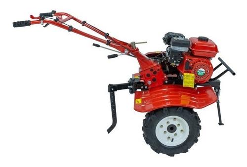 motocultivador micro trator gasolina 6,5hp tipo tobata