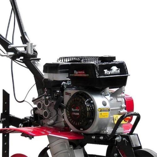 motocultivador micro trator tratorito tobata tt60r toyama