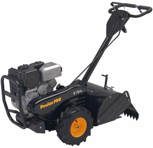 motocultivador poulan pro prrt900 6.5hp 208cc 43cm
