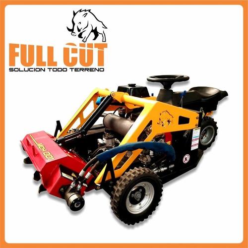 motocultor hidraulico para full cut