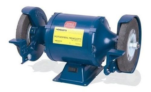 motoesmeril mme mono 375w s/ visor c/ abrasivos a36 e a60