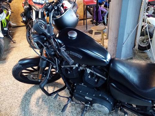 motofeel harley-davidson iron 883