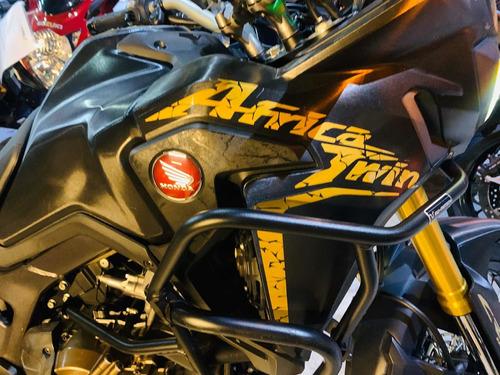 motofeel honda africa twin 2016 dtc equipo (financiamiento )