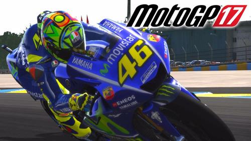 motogp 17   ps4 mídia física - moto gp 17 ps4 midia física
