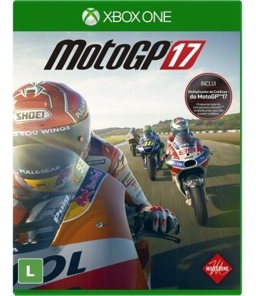Motogp 17 Xbox One Mídia Física Moto Gp 17 Xbox One Física