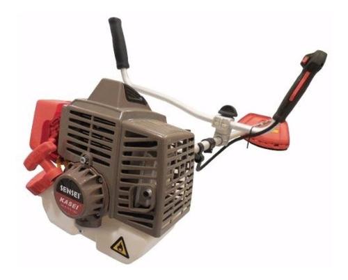 motoguadaña desmalezadora sensei brs-430 42cc + arnés