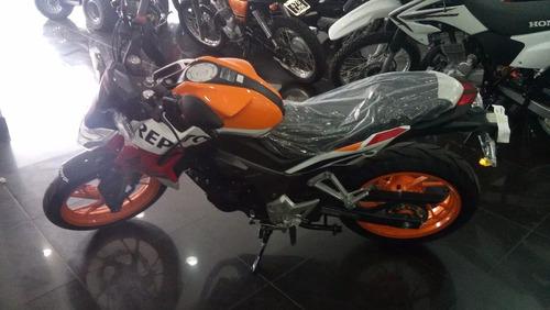 motolandia cb 190 repsol  tel 47927673