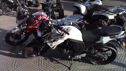 motolandia yamaha fz s fi 0km libertador 14552 tel 4792-7673