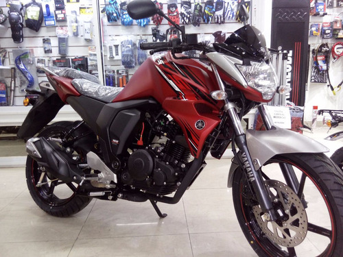 motolandia yamaha fz s fi incluye patentamiento 4792-7673