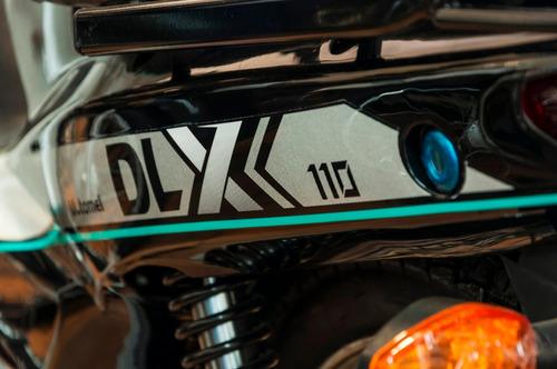 motomel 110 dlx 110cc moto 110  efectivo año 2020 0km