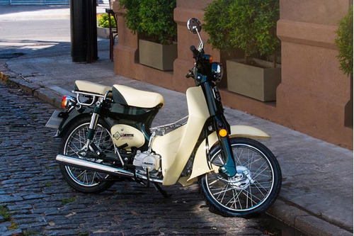 motomel 125 go vintage 2019 0km scooter 999 motos quilmes