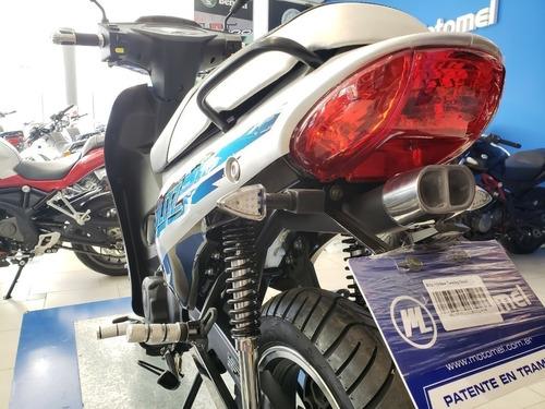 motomel blitz 110 - 18 cuotas de $5.299 - k1000 motos