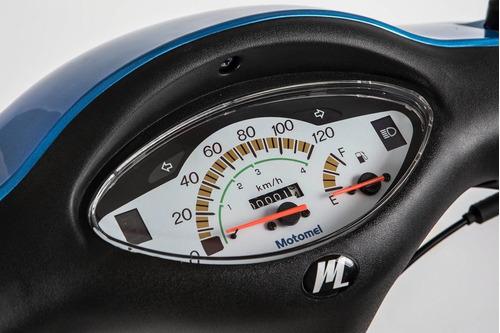 motomel blitz 110 automática 0km