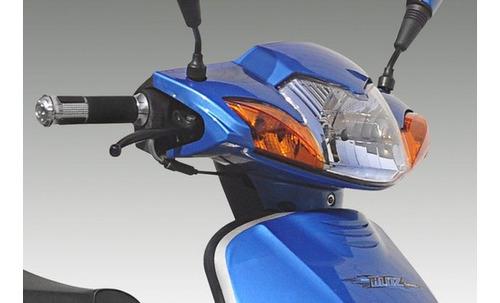 motomel blitz 110 automatica    castelar