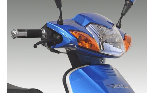 motomel blitz 110 automatica    hurlingham