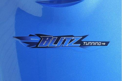 motomel blitz 110 automatica    m. argentinas