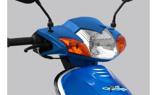 motomel blitz 110 automatica tigre