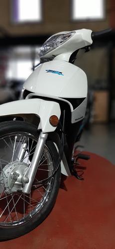 motomel blitz 110 automatica v8 0km - envios a todo el pais.