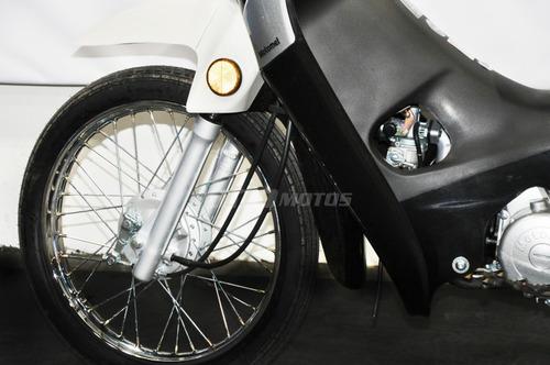 motomel blitz 110 automatico trip