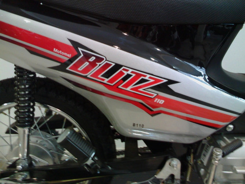 motomel blitz 110 base arizona motos