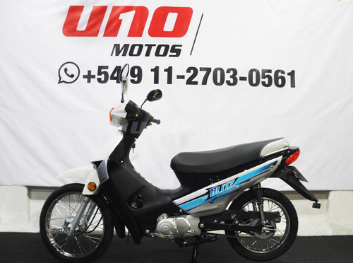 motomel blitz 110 base semi scooter 110cc hot sale