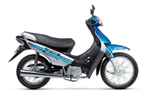motomel blitz 110 - bg motos la plata