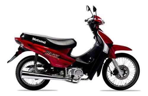 motomel blitz 110 financia en 36 cuotas delcar motos