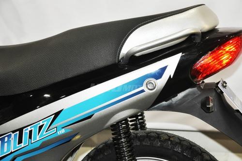 motomel blitz 110 full 0km todos los colores en stock