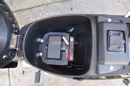 motomel blitz 110 full v8 con alarma