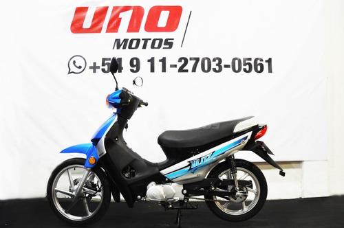 motomel blitz 110 scooter