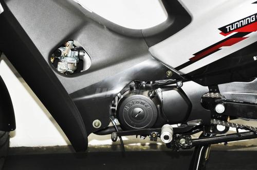 motomel blitz 110 tunning v8 0km 110cc v8