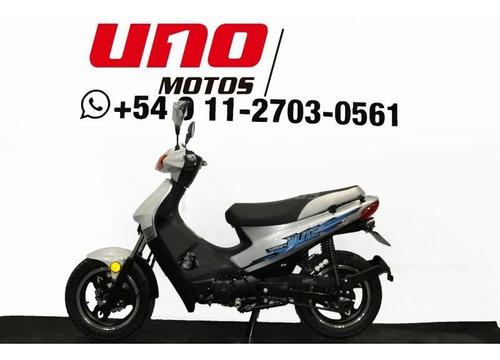 motomel blitz 110 tunning v8 0km scooter unomotos