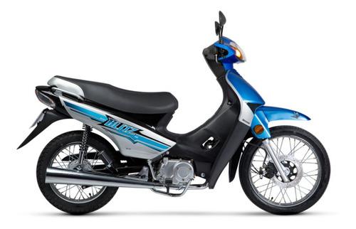 motomel blitz 110 v8 0km 2020 con casco / motos 32