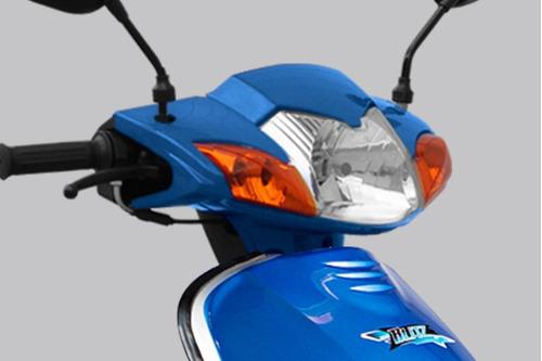 motomel blitz 110 v8 full con alarma y  casco -motos 32-