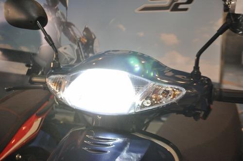 motomel blitz 110 v8 led nuevo lanzamiento exclusivo