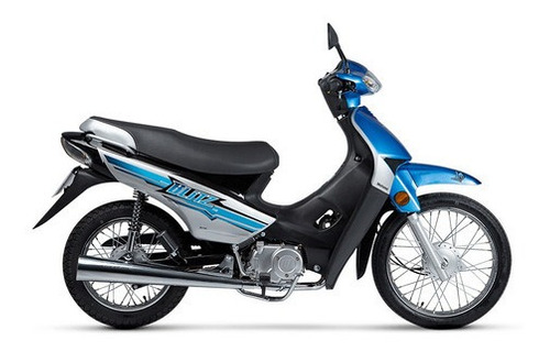motomel blitz 110cc - motozuni san vicente