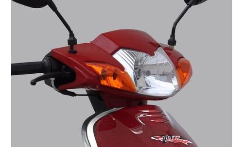 motomel blitz full a/d 110cc   longchamps
