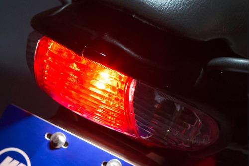 motomel blitz full con alarma 110 rojo v8 0km guerrero ap