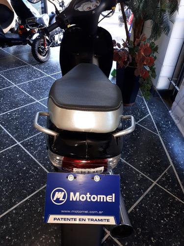 motomel blitz v8 110 freno disco full aleación financiada