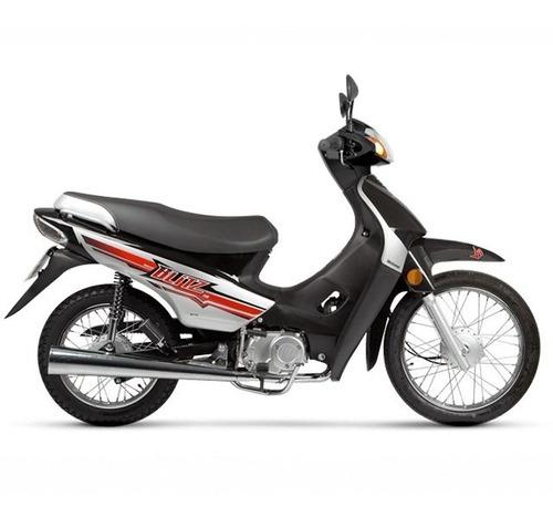 motomel blitz110 base 0km 2020 financia c/ dni 100% motonet
