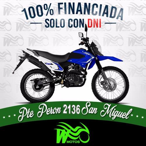 motomel blitzv8 110cc 2017 0km - w motos san miguel