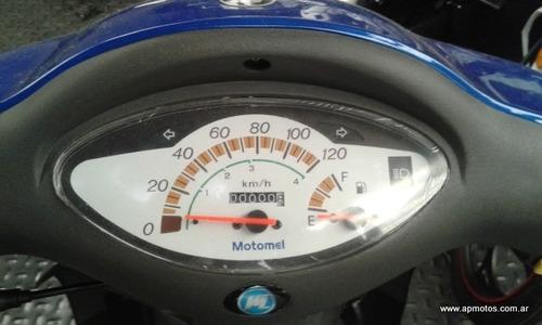 motomel bliz one automatica 0km