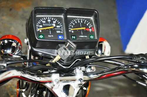 motomel cg 125 0km fabricación 2013 sin rodar oferta