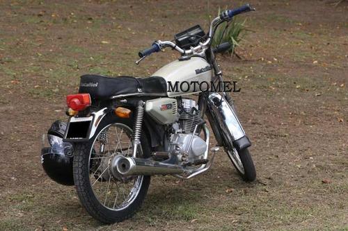 motomel cg 125cc.